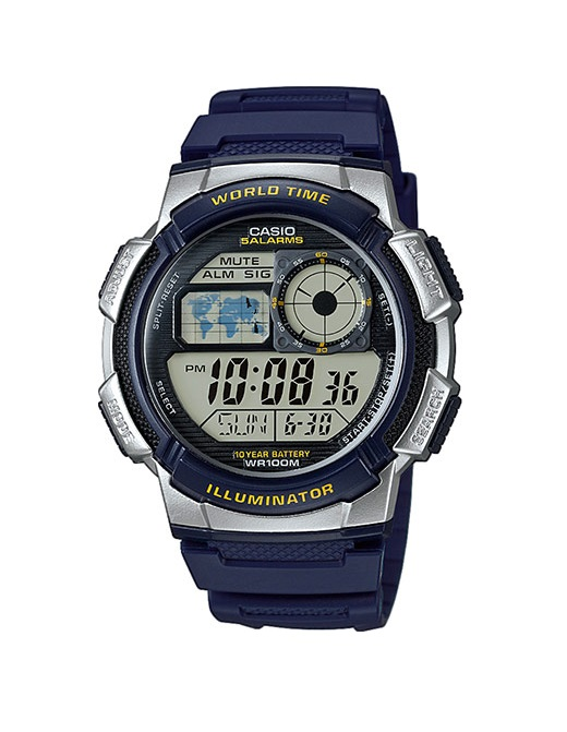 Мъжки часовник Casio AE-1000W-2AVEF