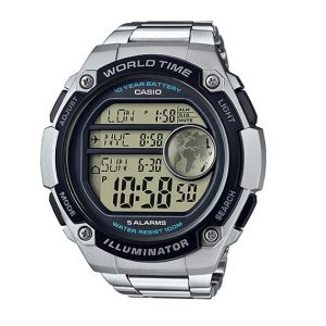 Мъжки часовник Casio Collection AE-3000WD-1AVEF