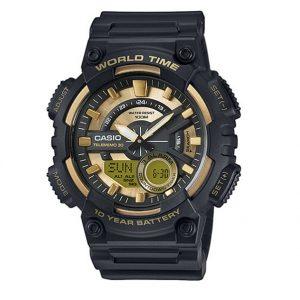 Мъжки часовник Casio Collection AEQ-110BW-9AVEF