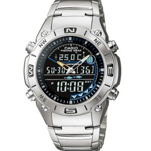 Мъжки часовник Casio Fishing Gear AMW-703D-1AV