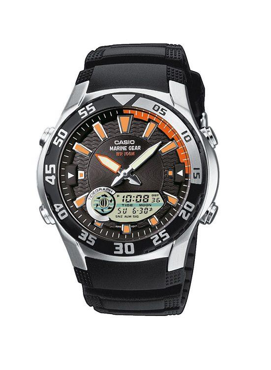 Мъжки часовник Casio Marine Gear AMW-710-1A