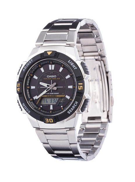 Мъжки часовник Casio Collection AQ-S800WD-1EVEF е