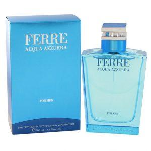 Мъжки парфюм Gianfranco Ferre Acqua Azzurra
