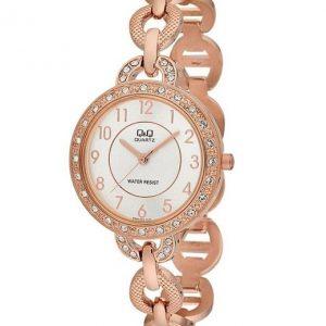 дамски часовник модел Q&Q F525-004Y.