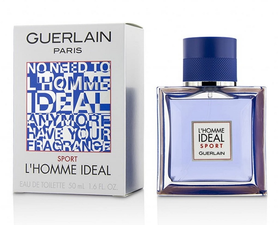 Мъжки парфюм Guerlain L'Homme Ideal Sport EDT