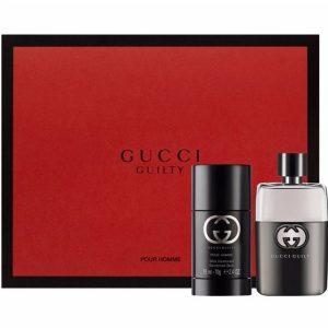 Мъжки подаръчен комплект Gucci Guilty pour Homme