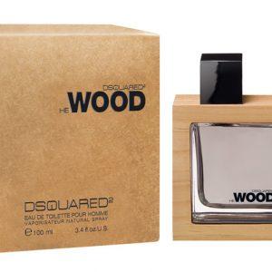 Мъжки парфюм Dsquared² He Wood EDT