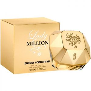 Дамски парфюм Paco Rabanne Lady Million EDP