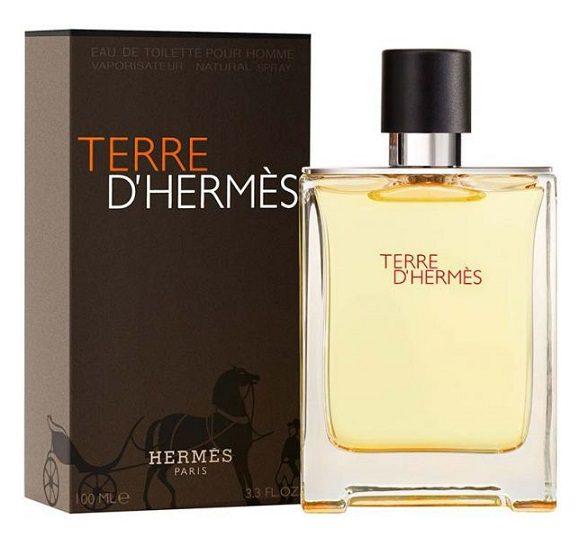 Мъжки парфюм Hermes Terre d`Hermes