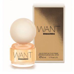 Дамски парфюм DSQUARED² Want