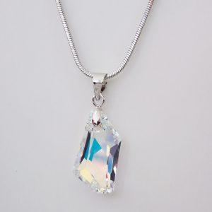 Колие De Art Aurore Boreale Crystal Pro® с кристали Swarovski®