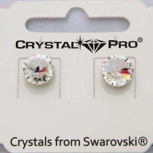 Дамски обеци Rivolli Crystal