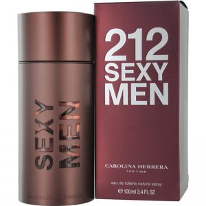 Мъжки парфюм Carolina Herrera 212 Sexy Men EDT