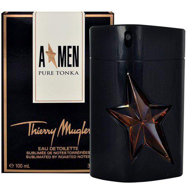 Мъжки парфюм Thierry Mugler A Men Pure Tonka EDT