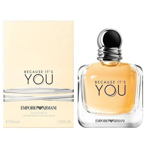 Дамски парфюм Armani Because It's You EDP