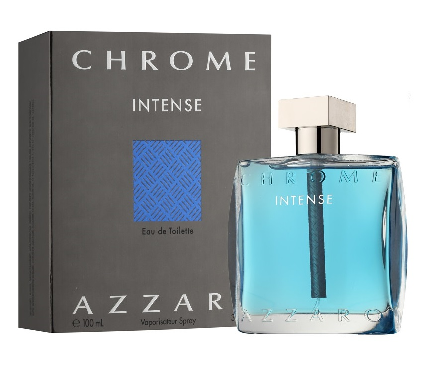 Мъжки парфюм Azzaro Chrome Intense EDT