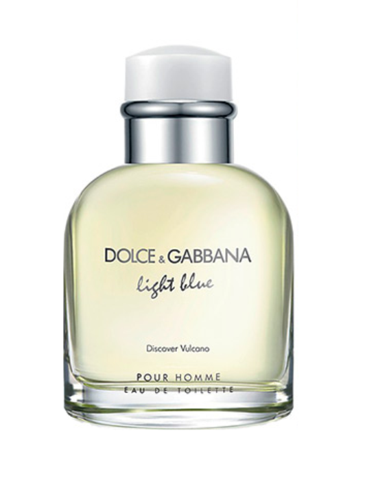 Dolce & Gabanna Light Blue Discover Vulcano
