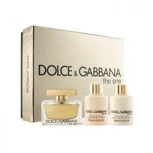 Дамски комплект Dolce & Gabbana The One EDP 75