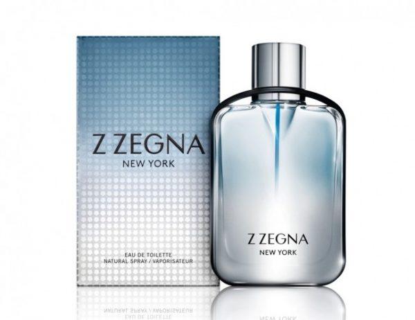 Мъжки парфюм Ermenegildo Z Zegna New York EDT