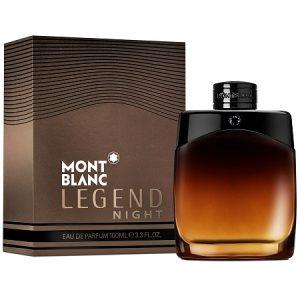 Мъжки парфюм Mont Blanc Legend Night EDP