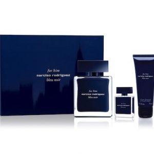 Мъжки комплект Narciso Rodriguez For Him Bleu Noir EDT 100 ml, душ гел 75ml и мини EDT 10 ml