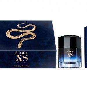Мъжки подаръчен комплект Paco Rabanne PURE XS EDT 100 ml + дезодорант спрей 150 ml