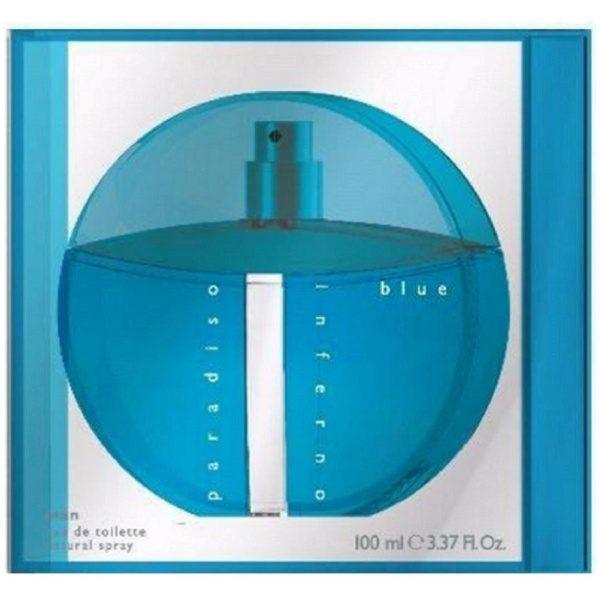 Мъжки парфюм Benetton Paradiso Inferno Blue EDT