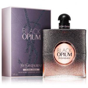 Дамски парфюм Yves Saint Laurent Black Opium Floral Shock EDP