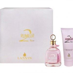 Дамски подаръчен комплект Lanvin Rumeur 2 Rose