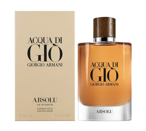 Мъжки парфюм Armani Acqua di Gio Absolu EDP