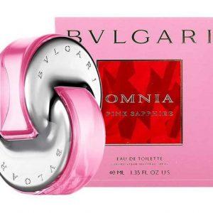 Дамски парфюм Bvlgri Omnia Pink Sapphire