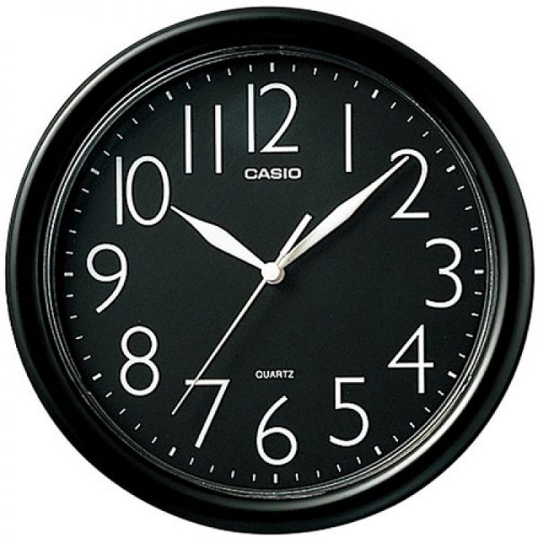 Стенен часовник casio iq-01-1r