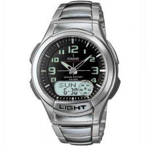Мъжки часовник CASIO AQ-180WD-1BVES
