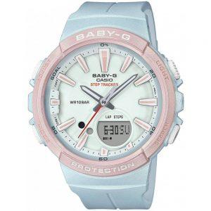 Дамски часовник CASIO BABY-G BGS-100SC-2AER