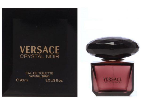 Дамски парфюм Versace Crystal Noir EDT