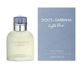 Мъжки парфюм Dolce&Gabbana Light Blue EDT