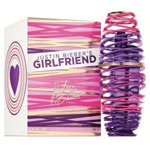 Дамски парфюм Justin Bieber Girlfriend EDP