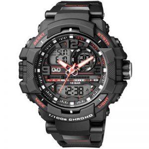 Мъжки часовник Q&Q GW86J002Y черен