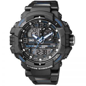 Мъжки часовник Q&Q GW86J003Y черен