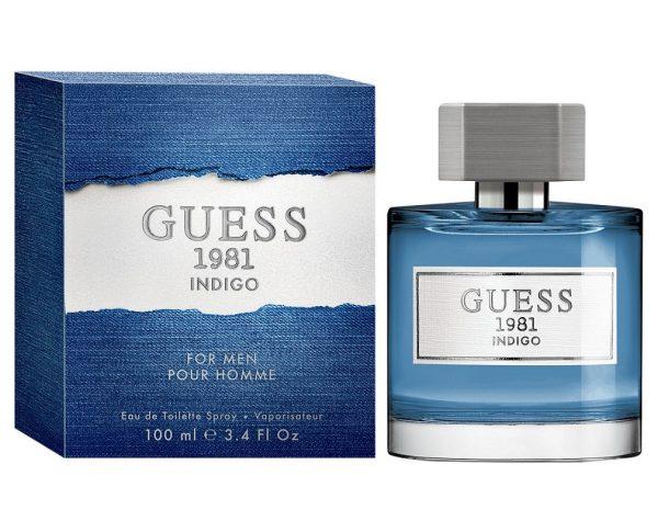 Мъжки парфюм Guess 1981 Indigo EDT