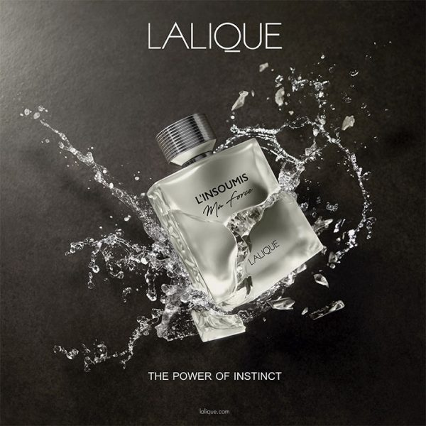 Мъжки парфюм Lalique L'Insoumis Ma Force EDT 100 ml