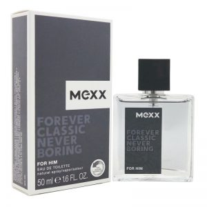 Мъжки парфюм Mexx Forever Classic Never Boring EDT