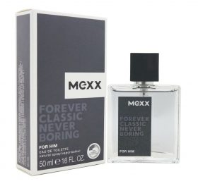 Мъжки парфюм Mexx Forever Classic Never Boring EDT