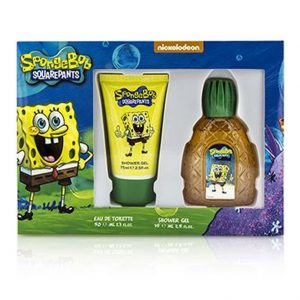 комплект Spongebob Squarepants Spongebob EDT 50 ml + душ гел 75 ml