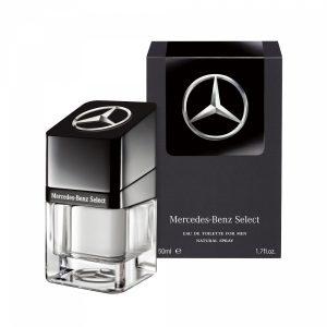 Мъжки парфюм Mercedes-Benz Select EDT