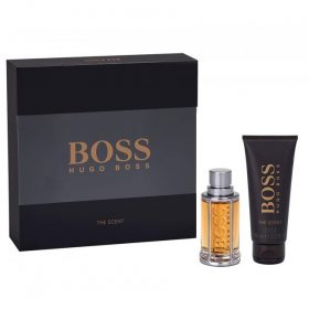 Мъжки комплект Hugo Boss The Scent EDT 50 ml и душ гел 100 ml