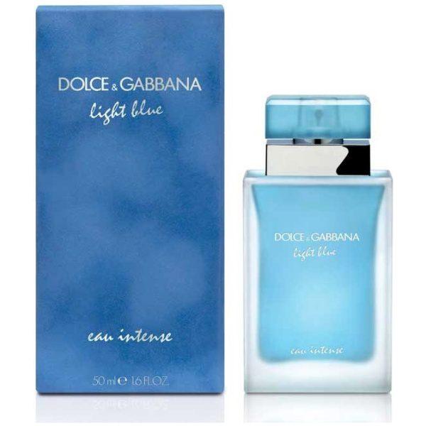 Дамски парфюм Dolce&Gabbana Light Blue Eau Intense EDP