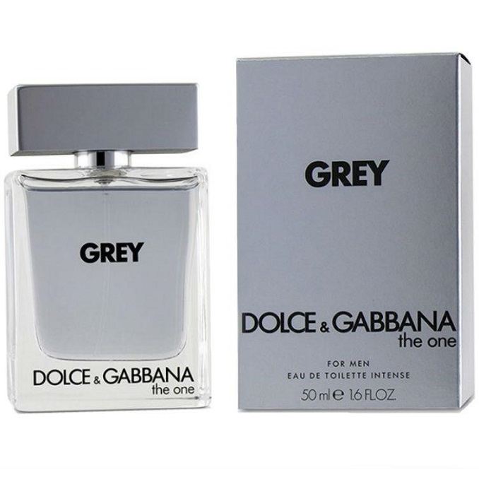 Мъжки парфюм Dolce & Gabbana The One Grey EDT Intense
