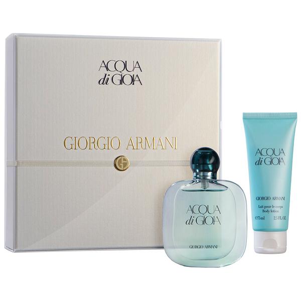 Дамски комплект Armani Acqua di Gioia EDP 100ml и боди лосион 75ml