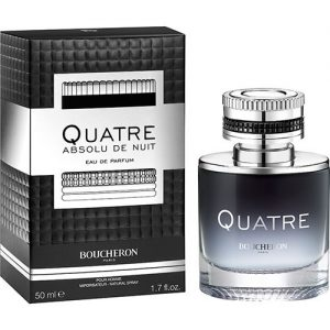 Мъжки парфюм Boucheron Quatre Absolu de Nuit EDP